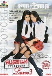 Russian Institute: Lesson 3 Erotik Fİlm izle