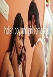 Indian boy and girl romance Erotik Film izle